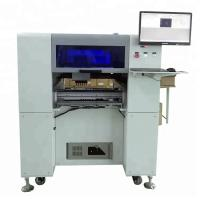 Cheap Electronic SMT Pick And Place Machine For LED Fluorescent Tube / Soft Light Belt for sale