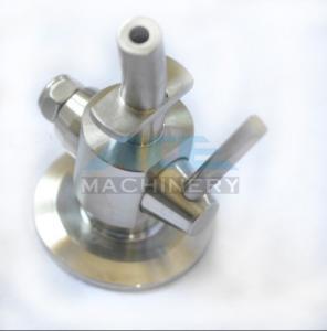 Cheap Stainless Steel Material Aspetic Sample Valve SS316L Sanitary Sampling Cock Sample Valve for sale