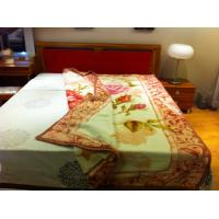 Cheap Double Printed Super Soft Blanket for sale