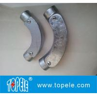 Quality BS4568 Conduit Fittings 20mm/25mm BS4568 Malleable Iron Inspection Elbow, British Standard Bends wholesale