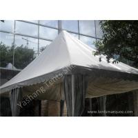 Cheap Hard Pressed Aluminium Frame Tents Outdoor With Roof Lining Decoration wholesale