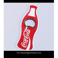Cheap Promotional Customized for Cocacola fashion promotional bottle opener for sale