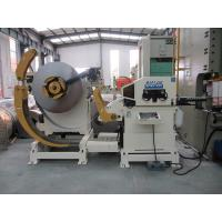 China Stamping Automation Metal Sheet Straightening Machine Hardware Auto Parts Processing on sale