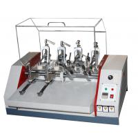 Buy cheap SATRA TM92 Footwear Testing Equipment For Flexing Resistance Test For 2 Pairs Shoes from wholesalers