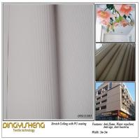 China Pong Stretch Ceiling Fabric on sale