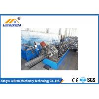 Cheap Steel structure 6m to 8m long C purlin roll forming machine / C Z U purlin roll forming machine for sale