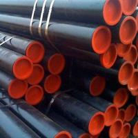 China ERW Petroleum and Natural Gas Line Pipes on sale