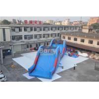 Cheap Humps of Inflatable 5k Adult Inflatable Obstacle Course , Insane Inflatable 5K Run Obstacles For Adults for sale