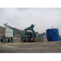 Quality 80 Ton Output Asphalt Mixing Plant In Road Construction Machinery 1000KG Mixer Capacity wholesale