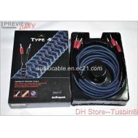 Cheap Audioquest TYPE4 T4 Audio Speaker Cable with Original Box for sale