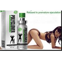 Cheap Polyclover Male Sex Delay Spray Male Enhancement Cream With GMP Certification for sale