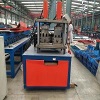 Cheap Automatic C Z Purlin Roll Forming Machine with Mitsubishi PLC 1.5mm - 3.0mm for sale