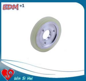 Cheap 6EC100B404 /15EC100B404 N416 Fanuc EDM Spare Parts Grppve Tension Roller  104*30*14 for sale