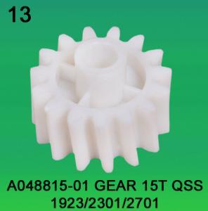 Cheap A048815-01 GEAR TEETH-15 FOR NORITSU qss1923/2301/2701 minilab for sale