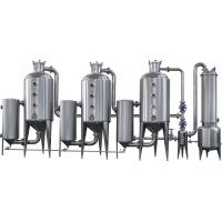 Cheap Juice Concentration Equipment / Fruit Processing Machinery SUS304 Material for sale