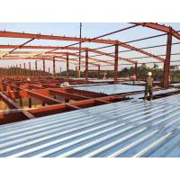 Cheap Prefabricated Standard Light Frame Construction Structural Steel Fabrication for sale