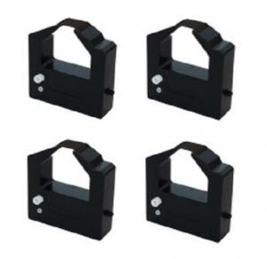 Cheap Compatible Nylon Ribbon for Honneywell Bull 4 54 DEC LA 324 424 Nylon 25mm Black for sale