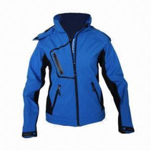 Cheap Women's Waterproof Softshell Jacket, Windbreaker, Outdoor Wear, Functional Outdoor Coat for sale