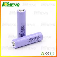 Cheap High Power 3.7V Rechargeable Flashlight Batteries 18650 2900mAh for sale