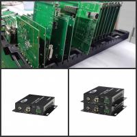 Quality 1 Channel Video Optical Transmitter And Receiver FC Connector 20 KM 1080P wholesale