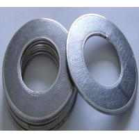 Quality Metal Reinforced Flexible Graphite Gasket, Custom Seals And Gaskets wholesale