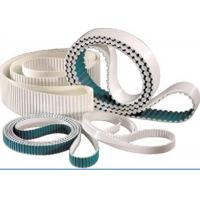 Cheap Welded Ended Anti Hydrolyze PU Polyurethane Timing Conveyor Belts / Polyurethane Timing Belt for sale