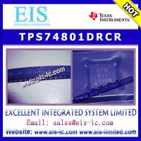Buy cheap TPS74801DRCR - TI - Simple Power Solution Using LDOs - Email: sales009@eis-ic.com from wholesalers