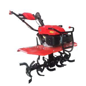 Cheap agricultural farm machinery garden gas heavy duty cultivator tiller Australia with rotavator blades for sale