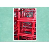 Cheap Custom Rack And Pinion Construction Hoist Safety VFD Control For Building Site wholesale