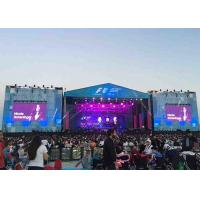 Cheap 1920Hz Indoor Rental LED Display Stage Backdrop 6000 Nits IP65 Waterproof for sale