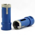 Cheap Vacuum Brazed Hole Saw Diamond Core Drill Bits for sale