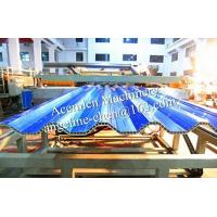 Cheap PVC anti-corrsion hollow roofing sheet/roof tile extrusion production line/making machine for sale