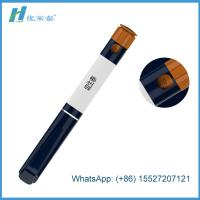 Customized Disposable Diabetes Insulin Pen ,Safety Pen Needles With 3ml Cartridge