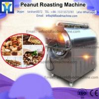 Cheap Electric control roaster machine for peanut high quality products any test for sale