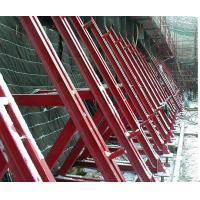 Cheap Single - side Bracket Concrete Wall Formwork for concreting retaining wall for sale