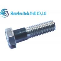 China Stainless Steel Steel Fixings Fasteners Metric Partially Threaded Hexagon Head Bolt on sale