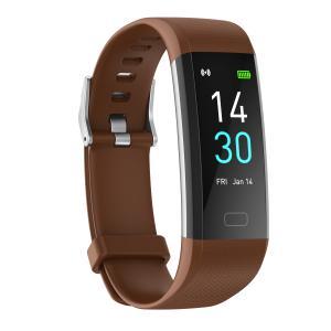 Cheap Fitness Tracker TELEC Ble5.0 Waterproof Sports Smartwatch 105mAh for sale