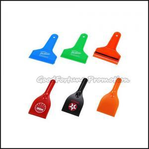 Eco customed promotional printed logo plastic Ice Scraper SCOOP shovel spoon GIFT