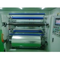 China  Fabric Roll Slitting Machine 380V 50HZ High Efficiency Long Service Time on sale