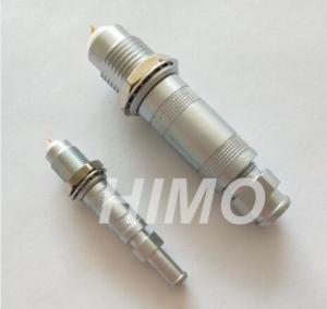 Cheap wholesale self-locking lemo S series coaxial connector FFA ERA male plug for survey probe for sale