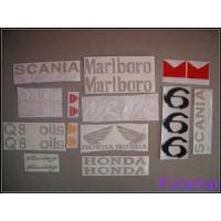 Cheap Lettering Stickers/Labels for sale
