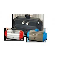 Buy cheap Fluitech Rotary Rack And Pinion Valve Actuator , Double Acting Pneumatic Piston Actuator from wholesalers