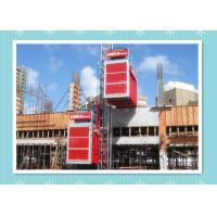 Cheap Bridge Construction Lift Passenger Hoist and Material Lift Elevator For Building for sale