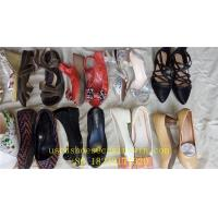 Cheap Fashion /new style woman used shoes    used shoes old clothing second hand bags for sale