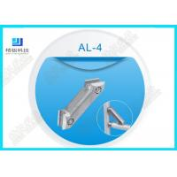 Buy cheap Claw Attended Mode Aluminum Weld Pipe Fittings AL-4 Double Sides 45 Degree Joint from wholesalers
