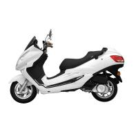 Cheap Water - Cooled 250CC Gas Powered Motor Scooters (LS250T-39C)With Single Cylinder for sale