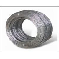 Cheap hot dipped galvanized steel wire for sale