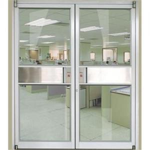 China Aluminium spring door on sale