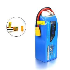 Cheap SEFU lipo battery 10C 12000mAh 6S 22.2V for Drone for sale