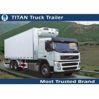 Cheap Semi Refrigerated Trailer for sale